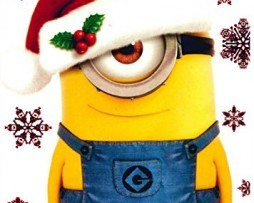 Despicable-Me-Minion-Phil-Christmas-card-CH0060-0-