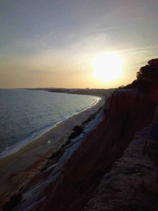 Praia da Falésia, Algarve — (c) 2020