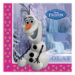 Disney-Frozen-Olaf-Napkins-2ply-Paper-FROZNAPK2_th