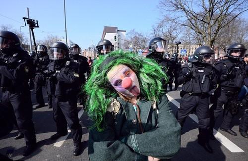 Blockupy Germany Frankfurt ECB clash.jpg