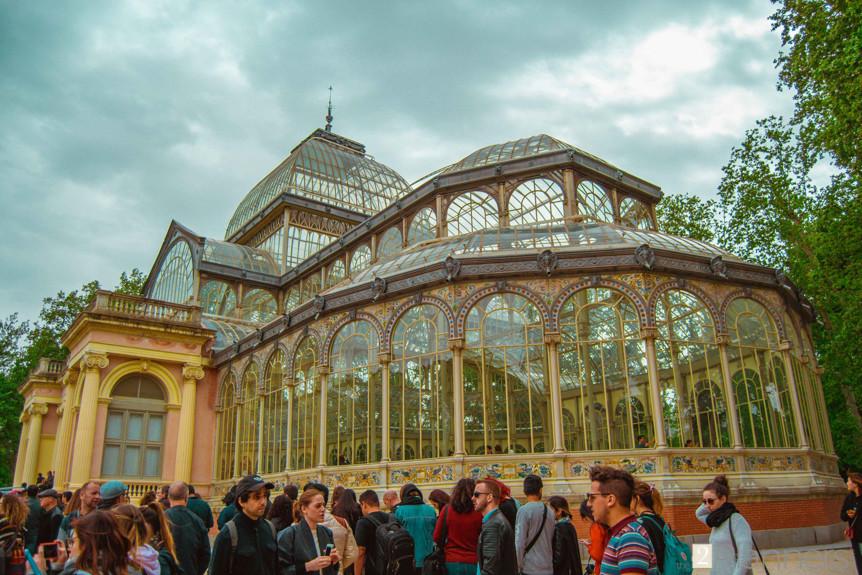 The 2 Planners - Madrid, Spain - Parque de El Retiro