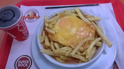 Matosinhos - francesinha