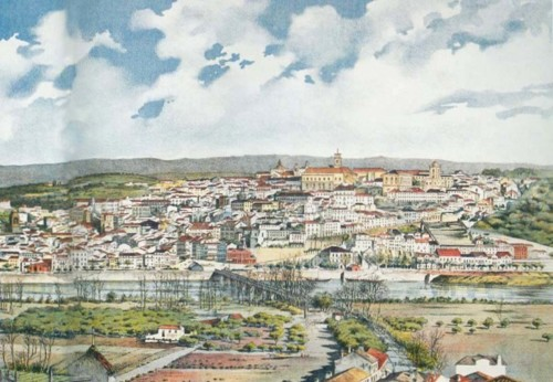 Cidade de Coimbra. Pinho Henriques.JPG