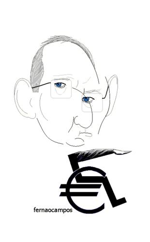 Wolfgang Schauble-cartoon