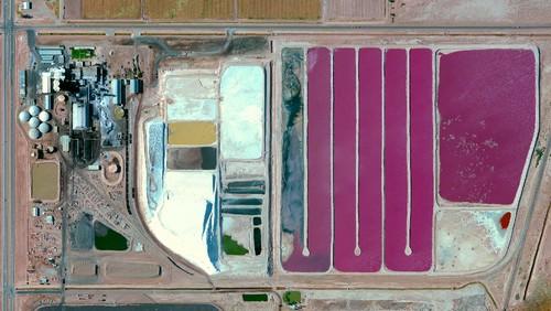 Fabrica de açucar de beterraba , Brawley, Califor