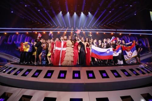 Créditos Andres Putting Eurovision