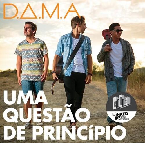 DAMA apresentam ao vivo o primeiro longa duração.