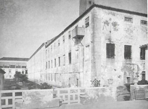 Colégio de S. José dos Marianos adaptado a hospi