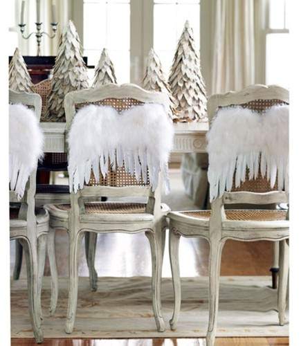 White-Hang-some-Angel's-Wings-at-Dining-Chair.jp