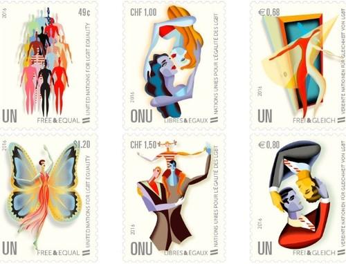 Selos da ONU pela diversidade sexual e pelos Direitos LGBT