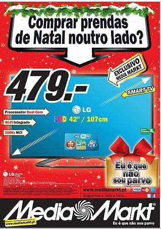 Antevisão Folheto   MEDIA MARKT   de 5 a 11 dezembro