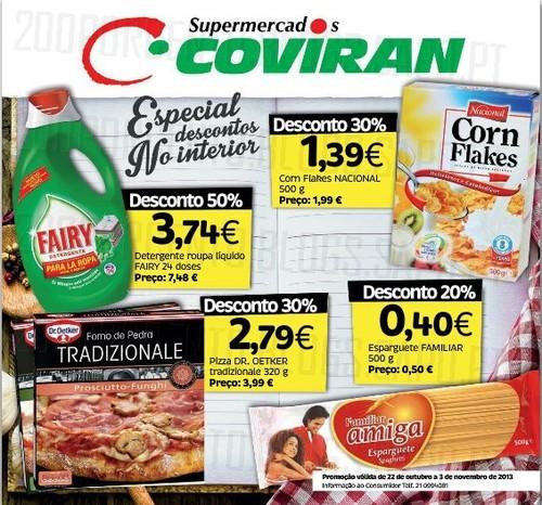 Novo Folheto | COVIRAN | Com Descontos 50%