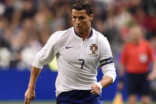 Euro2016 Dinamarca 0 - 1 Portugal Cristiano Ronald