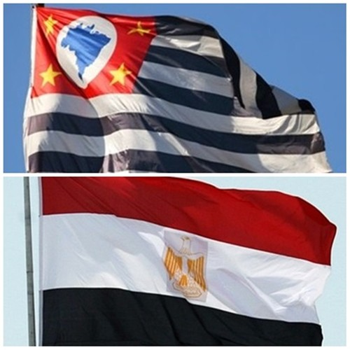bandeira sao paulo e egito.jpg