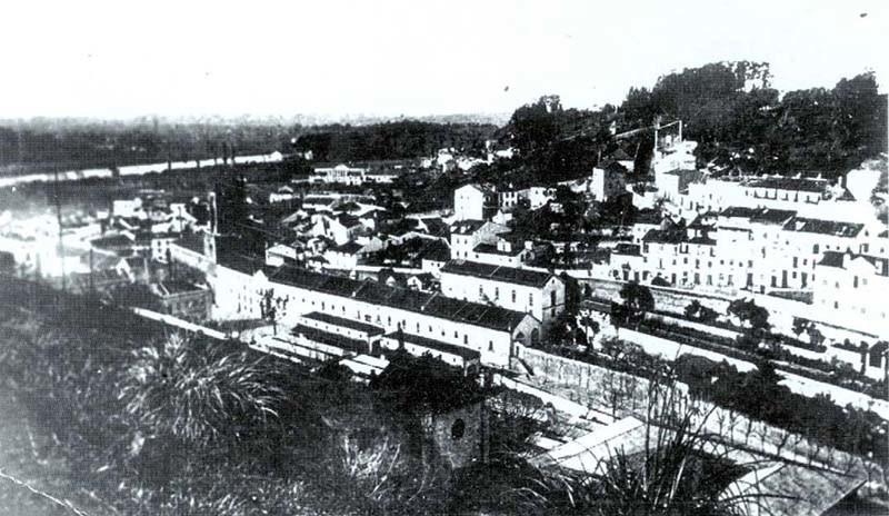Fig. 40. Em 1921 a Escola Brotero instalou-se no e