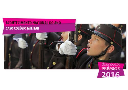 Acontecimento Nacional do Ano - Caso Colégio Mili