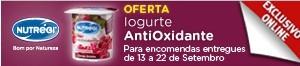Oferta Iogurte AntiOxidante Jumbo