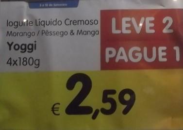 Iogurte Liquido Cremoso
