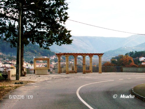Vila de Cerva - Novo Miradouro de Cerva
