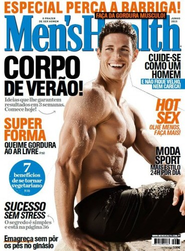 Men's Health Portugal – Nº 168 Junho (2015).j