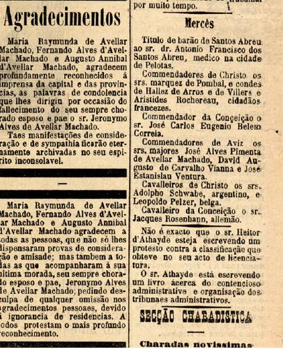 30 de março 1887 morte de jerónimo av. mach. con