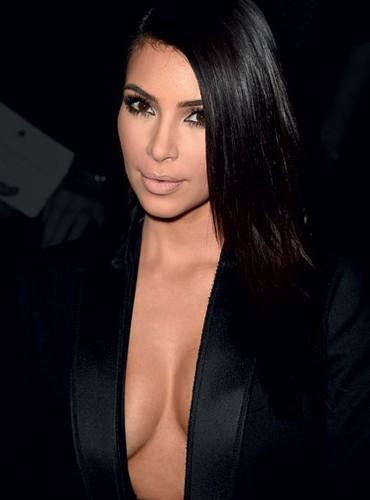 89.ª Kim Kardashian