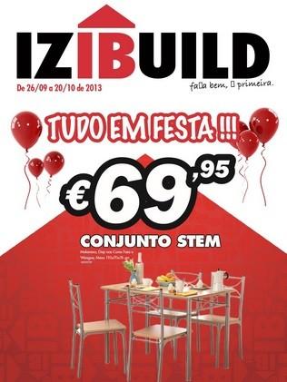 Folheto IZIBUILD