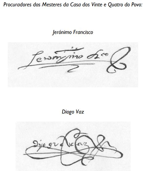 AHMC. Livro dos Acordos ... 1569, assinaturas 4.pn