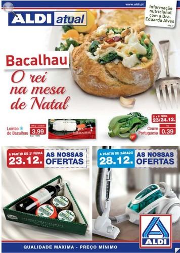 Antevisão Folheto   ALDI   a partir de 23 dezembro