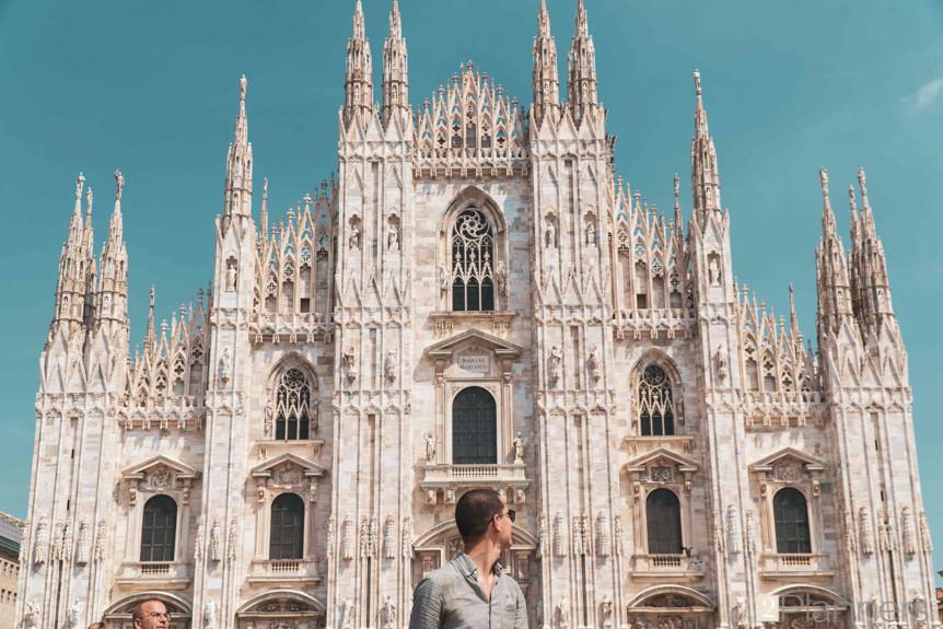 The 2 Planners - Milan Duomo - Italy - duomo di milano