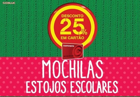25% de desconto | BOOK.IT | Mochilas e Estojos
