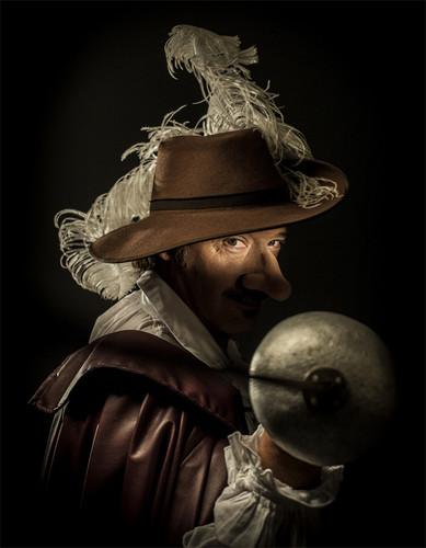 Cyrano de Bergerac ©Pedro Macedo - Framed Photos.