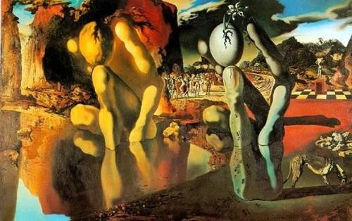 Metamorfose de Narciso - Salvador Dali.jpg