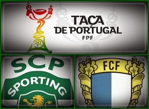Sporting CP - FC Famalicão (Taça de Portugal