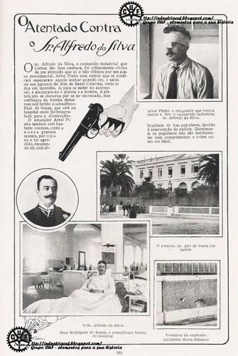 Reportagem da tentativa de Assassinato de Alfredo