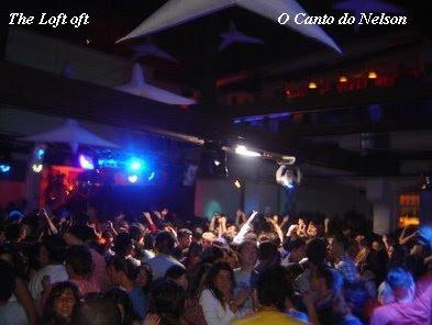 Uma noite na discoteca