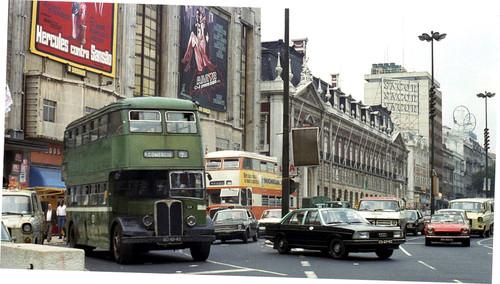 Autocarro 4, Restauradores (Wood's Library, 1980)