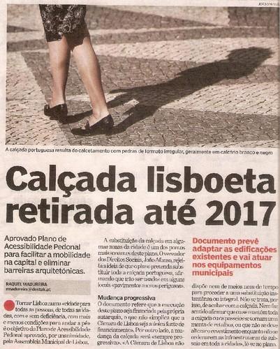 Como resistir à calçada portuguesa? mini saia