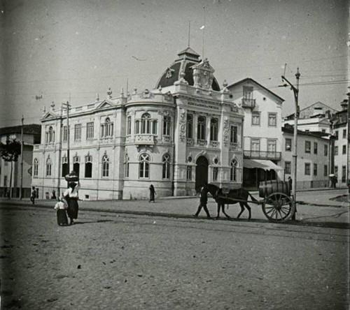 Fig. 11 - A Agência do Banco de Portugal já conc