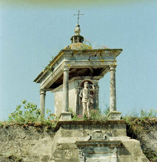 Aqueduto. Arco de S. Sebastião, templete.jpg