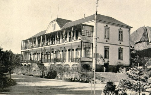 Pavilhão D.Amélia - Guarda