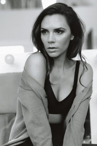 VOGUE UK February 2011 - Victoria Beckham by Alasd