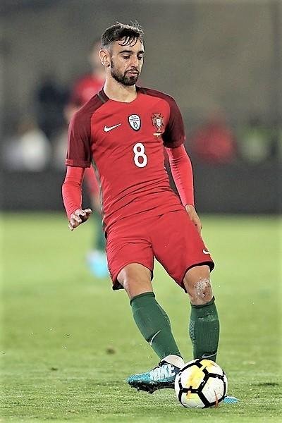 Bruno+Fernandes+Portugal+vs+Saudi+Arabia+Internati