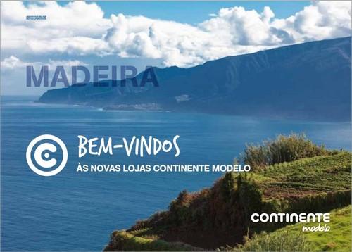 Novo Folheto   CONTINENTE   Madeira - Aberturas