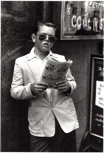 Mr. Supercool, Brooklyn - 1953 Louis Stettner.jpg