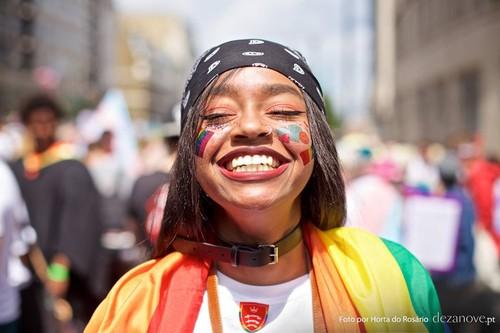 Out and About - Pride de Londres 2016 © Horta do Rosário