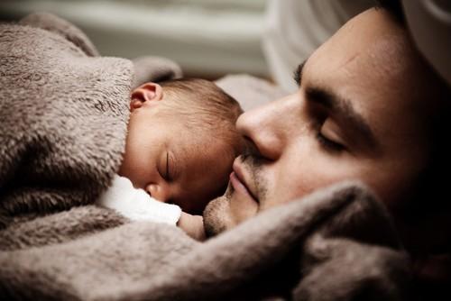 BabyAndDadSleeping-VeraKratochvil.jpg