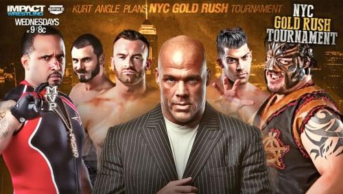 Impact Gold Rush