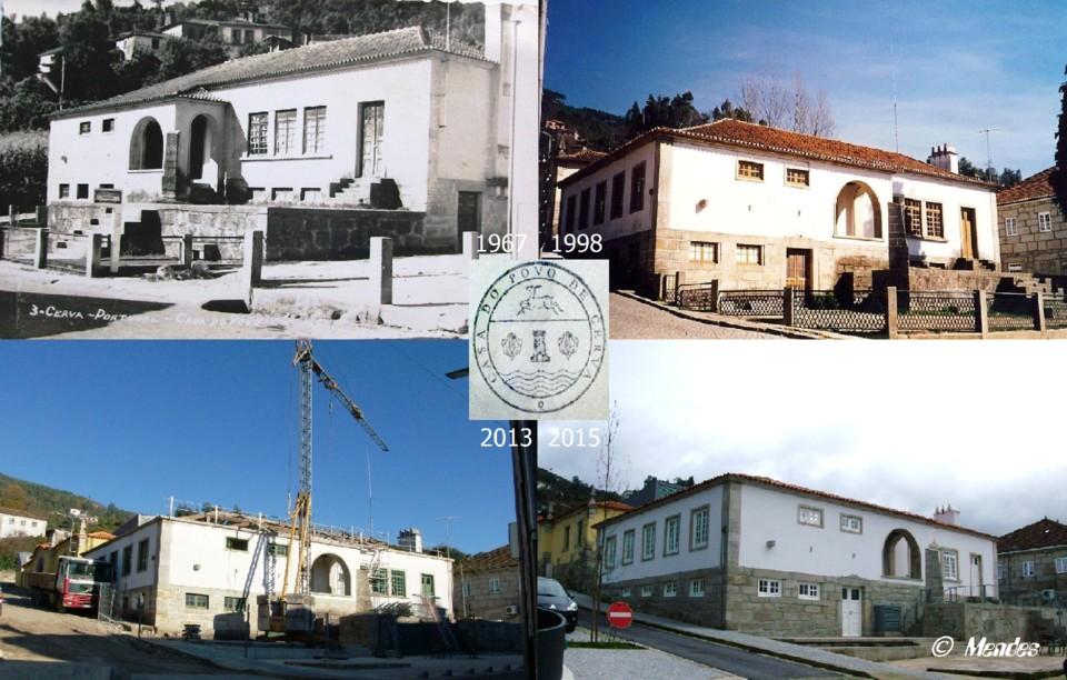 Cerva - Casa do Povo - Museu do Volfrâmio