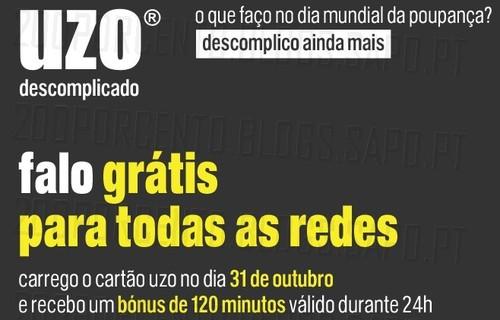 Dia Mundial da Poupança | UZO |